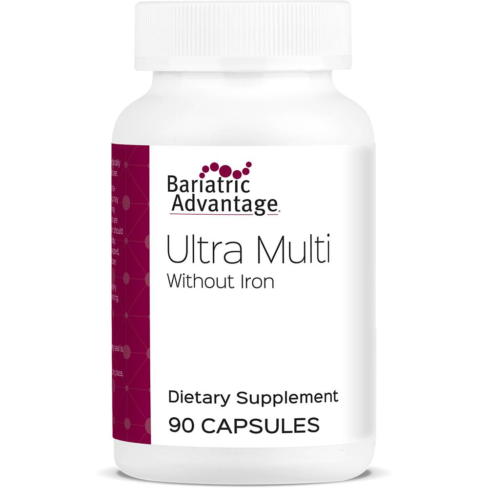 Ultra Multivitamin Without Iron